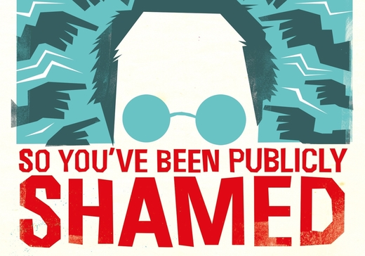 What does it mean to ber shamed in public?